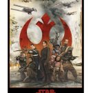 Star Wars Rogue One Poster. Assemble. 18 x 24. New, sealed