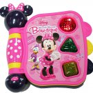 Disney Minnie Mouse Bow-tique My First Learning Book with Lights and Sounds