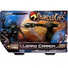 ThunderCats Lizard Cannon with Lizard