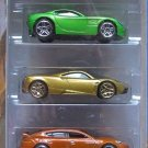 Hot Wheels, 2016 HW Workshop, HW Exotics 5-Pack