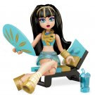 Mega Bloks Monster High Cleo de Nile Gore-Geous Throne Pack