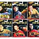 Hot Wheels Star Trek 50th Anniversary, Pop Culture set. 1:64 Scale Diecast