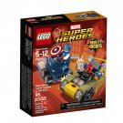 LEGO Marvel Super Heroes Mighty Micros: Captain America vs Red Skull (76065)