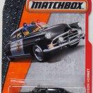 Matchbox, 2017 MBX Heroic Rescue, '51 Hudson Hornet Police Car [Black]