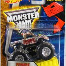 Hot Wheels Monster Jam Zombie #37 includes Stunt Ramp