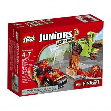 LEGO Juniors Ninjago Snake Showdown (10722)