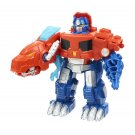Playskool Heroes Transformers Rescue Bots Optimus Prime T-Rex Figure