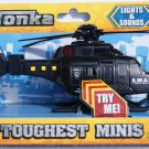 Tonka Lights and Sounds Toughest Minis. SWAT Helicopter