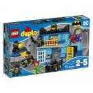 LEGO DUPLO DC Comics Super Heroes Batman Batcave Challenge 10842