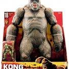 "Kong Skull Island 18"" Poseable Kong with Figure"