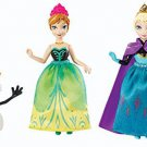 "Disney Frozen 3.75"" Sisters 3-Pack gift Set"