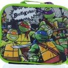 Nickelodeon Ninja Turtles 3D Soft Zipper Lunchbox