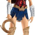 "DC Wonder Woman Battle-Ready Doll, 12"""