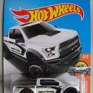 Hot Wheels 2017 HW Hot Trucks '17 Ford F-150 Raptor 129/365, White