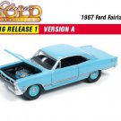 Johnny Lightning 2016 Series Classic Gold Collection 1967 Ford Fairlane 500 XL