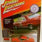 Johnny Lightning 2017 Classic Gold Collection Blake Rainey's 1965 Pontiac GTO