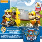 Nickelodeon Paw Patrol Skateboard Rubble Action Pack Pup