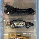 Hot Wheels, 2015 HW City, Batman 5-Pack