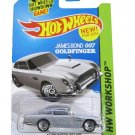 Hot Wheels 2014. Aston Martin 1963 DB5 James Bond 007 Goldfinger