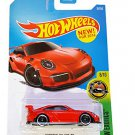 Hot Wheels 2016 Exotics Porsche 911 GT3 RS 78/250, Red