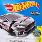 Hot Wheels 2017 HW Speed Graphics Ford Focus RS, Exclusive ZAMAC