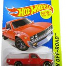 Hot Wheels 2014 HW Off-Road Datsun 620 139/250, Red