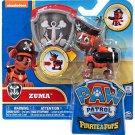 Paw Patrol Pirate Pups Exclusive Figure Zuma