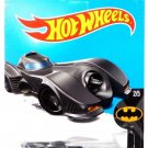 Hot Wheels 2017 Batman Batmobile (1989 Movie) 134/365, Gray
