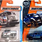 Matchbox Police bundle.  Meter Made  &  Ford Explorer Police