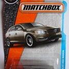 Matchbox 2017 MBX Adventure City Volvo V60 Wagon 14/125, Tan