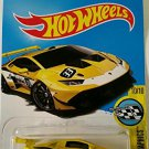 Hot Wheels 2017 Lamborghini Huracan LP 620-2 Super Trofeo 107/365