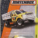 Matchbox, 2016 MBX Construction, Ford F-350 [Yellow] #51/125