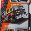 Matchbox, 2016 MBX Heroic Rescue, Pierce Dash Fire Engine [Black] 77/125
