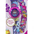 My Little Pony Equestria Girls Projection Watch