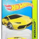 Hot Wheels 2014 Lamborghini Huracan LP 610-4 222/250