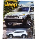 Matchbox 2016.  2014 Jeep Cherokee Trailhawk. Limited Edition Series.