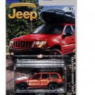 Matchbox 2016. Jeep Grand Cherokee. Limited Edition Series.