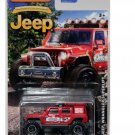 Matchbox 2016.  Jeep Wrangler Superlift. Limited Edition Series.