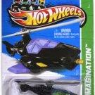 2013 Hot Wheels Hw Imagination 64/250 - Batman Batcopter