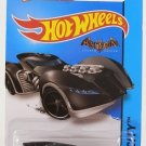 Hot Wheels 2014. HW City. Batman: Arkham Asylum Batmobile 64/250