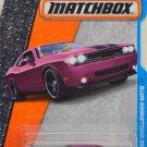 Matchbox 2017 Dodge Challenger SRT8 21/125, Purple