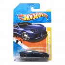 2011 Hot Wheels New Models Lamborghini Estoque Blue 48/244