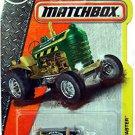 Matchbox 2016 Crop Master (Tractor) 40/125, Green