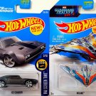 Hot Wheels Screen Time 2017 Milano  and Ice Charger  vehicles bundle
