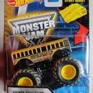 Hot Wheels Monster Jam Higher Education with Stunt Ramp 1:64 Scale