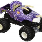 Hot Wheels Monster Jam Jurassic Attack Vehicle 1:24 Scale. Large Truck.