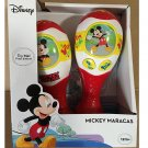 Disney Mickey Mouse Sing Along Mickey Maracas