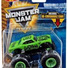 Hot Wheels Monster Jam Gas Monkey with Re-crushable car 1:64 Scale