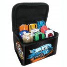 Hot Wheels 9 Car Travel Tote with 1:64 Car Included.