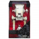 Star Wars Imperial AT-ST Walker and Imperial Driver Action Figure. The Black Series.